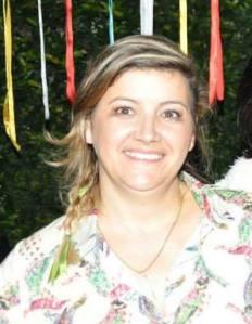 Claudia Neves Grillo, nascida em São Paulo e residente na cidade de Americana (Foto: Acervo Pessoal)