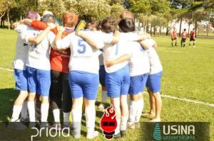 No Inter Assis, o espírito de equipe é um dos pontos fortes do evento (Foto: Pridia)