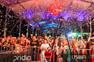 Para todos os gostos: além dos jogos, festas temáticas animam os que participam do Inter Assis (Foto: Pridia)