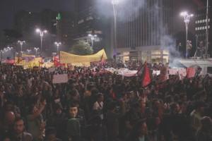 Manifestações 2013 (Fonte: Caros Amigos)
