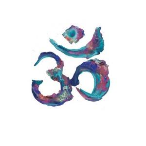 """""""Om é o mantra mais importante do hinduísmo, considerado o corpo sonoro do Absoluto e o som do universo"""" (Foto: http://tryptaminefaded.tumblr.com/)"""