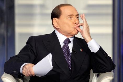 Silvio Berlusconi, ex-premiê da Itália (Foto: EFE/ veja.com.br)