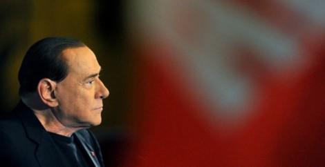 Silvio Berlusconi perde seu mandato (Foto: Tiziana Fabi/AFP)