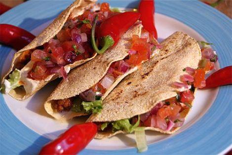 Exemplo de refeição vegetariana (Foto: Divulgação)