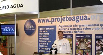 """O programa """"Água para todos"""" difunde informações importantes sobre os recursos hídricos (Foto: http://www.projetoagua.org.br/default.asp)"""