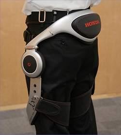 Exoesqueleto produzido pela Honda (Foto: Honda)