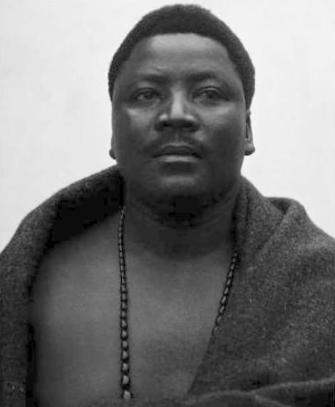 Rei Jongintaba, tio e tutor de Mandela (Foto: Wikipedia)
