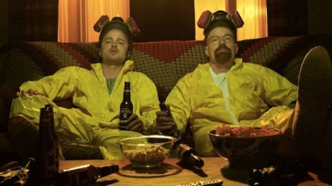 Breaking Bad mostra que a AMC pode ser enorme (Foto: AMC/Rede Record)