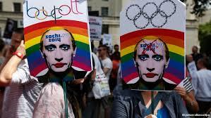 A polêmica sobre os homossexuais nos Jogos de Inverno enfureceu ativistas e vários governos estrangeiros (Foto: alliance/dpa)